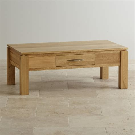solid oak coffee table galway large coffee table in solid oak oak furniture land