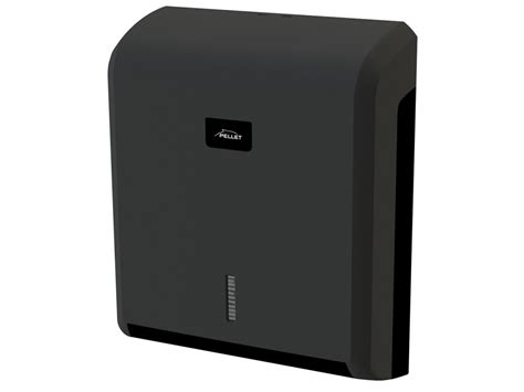 hand towel paper dispenser mat black abs