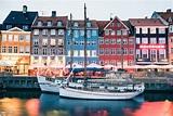 Nyhavn Copenhagen Hovedstaden Denmark Northern Europe High ...