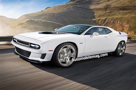 Dodge Car : 25 Future Cars You Won't Want To Miss