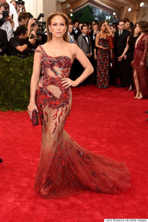 foto de Jennifer Lopez Met Gala 2015 Dress Leaves Very Little To