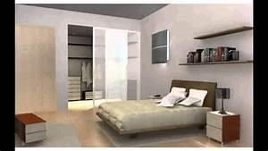Camere Da Letto : idee per camera da letto moderna foto diravede youtube ~ Watch28wear.com Haus und Dekorationen