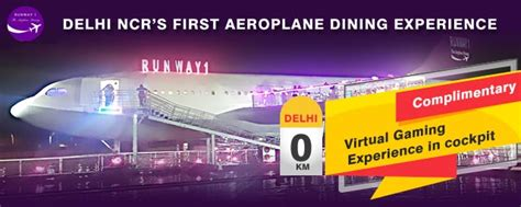 Dine On Wings at Runway 1 | Food Events Tickets NCR ...