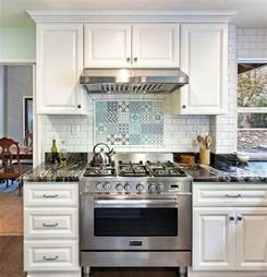 pictures of kitchens with backsplash 25 creative patchwork tile ideas of color and pattern