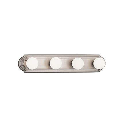cordelia lighting 4 light chrome bath vanity wall mounted