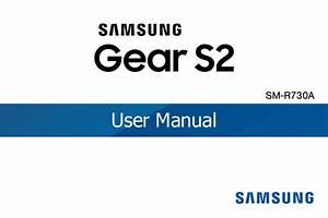 Samsung Gear S2 Manual    User Guide