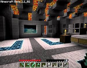 Minecraft - Volcano   Ruins And Hidden Volcano Base