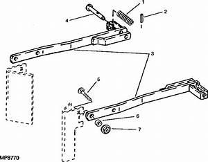 30 John Deere 318 Mower Deck Parts Diagram