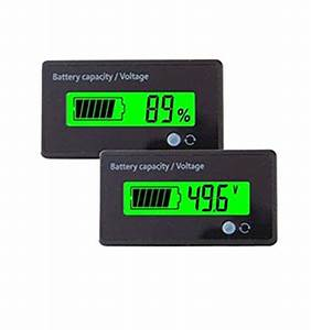Compare Price To 48 Volt Golf Cart Battery Meter