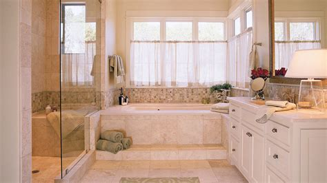 Marble Design Ideas Your Master Bath by Master Bathroom Ideas For A Calming Retreat Southern Living