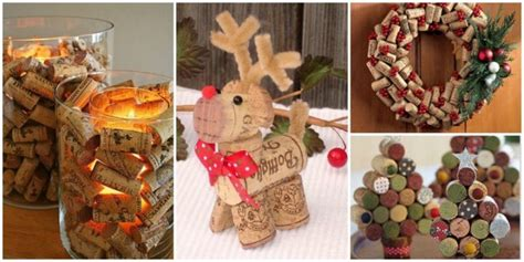 20 Brilliant Diy Wine Cork Craft Projects For Christmas Round Coffee Table Cheap Oak Tables With Drawers Ikea Glass Tray Top Campaign Style Kijiji Box Frame