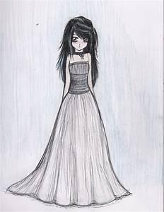 Dress Sketch by BeckaNeeChan on DeviantArt