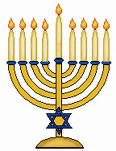 Hanukkah Clip Art - Menorahs - Menorah Images - Menorah ...