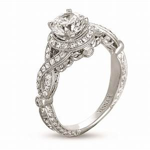 Perfect and unique diamond engagement rings wedding for Unique diamond wedding rings