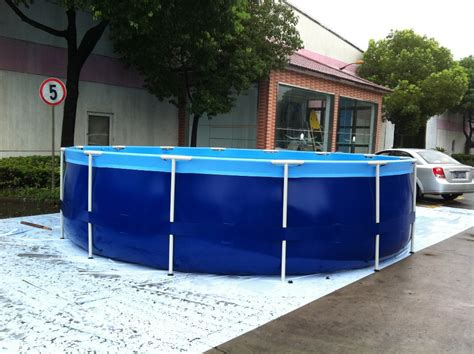 Shanghai Manufacturer Cheap Above Ground Pool  Buy Above
