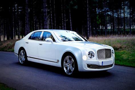 Bentley Mulsanne Car Hire London