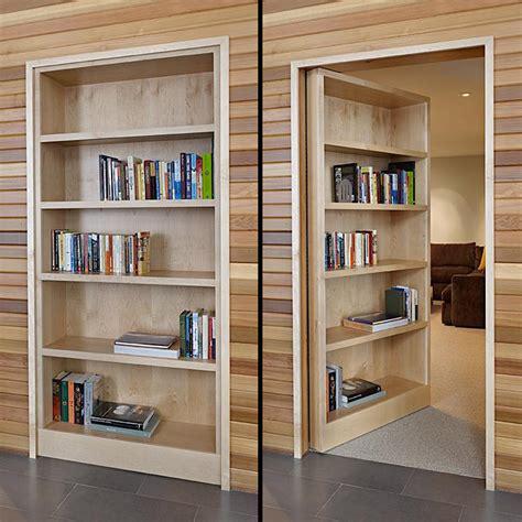 How To Build Bookcase Door by Build Build Secret Bookcase Door Diy Plans For Garage