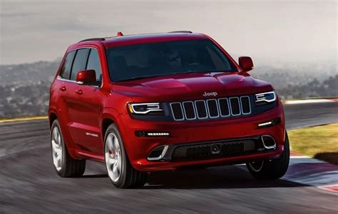 jeep cherokee srt news reviews msrp ratings