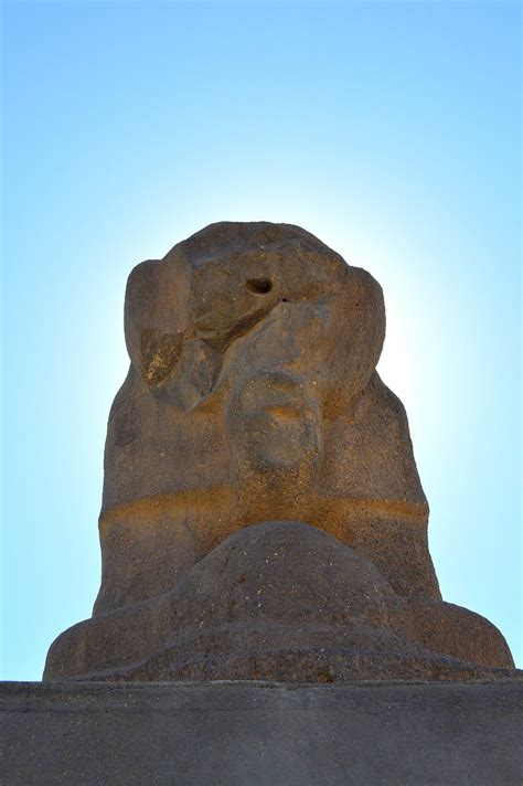 Filestatue Of The Lion Of Babylon At The Ancient City Of