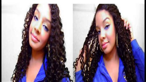 curly hair twist styles twist out on curly hair tutorial overnight 3690
