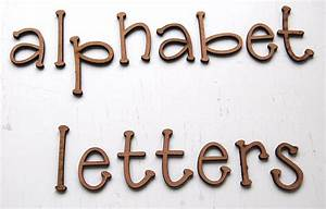 country love crafts small wooden craft letters With little wooden letters