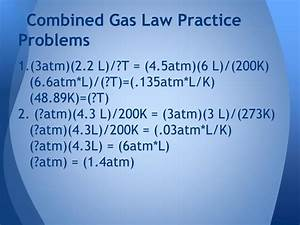 Ppt - Gas Laws Powerpoint Presentation