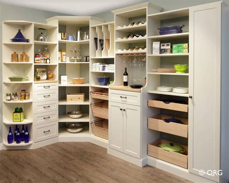 Storage Pantry by Atlanta Pantry Storage Solutions Spacemakers Custom Closets