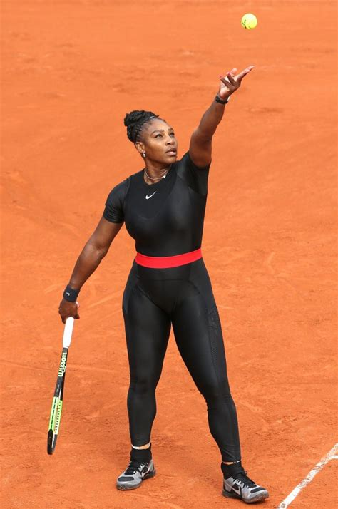 Williams's outfit last year led the french tennis federation president, bernard giudicelli, to declare he would. Serena Williams y sus match points fuera de la cancha ...