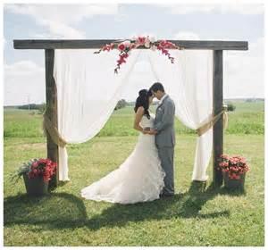 wedding altar decorations how to diy your wedding altar aisle