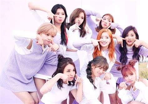 Twice Voted As Most Popular Girl Group Among Korean Male
