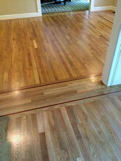 We recently refinished these white oak hardwood floors! We