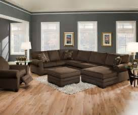 living room color schemes with brown furniture inspirations paint colors for rooms 2017