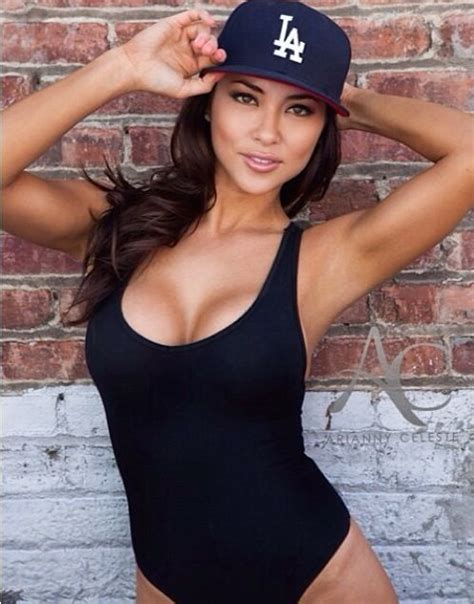 Arianny Celeste Healthy Is Sexy Pinterest