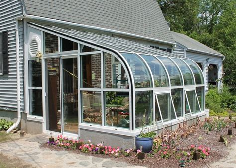 Greenhouse Sunroom by Solarium Rooms Greenhouse Solarium Sun Room Curved