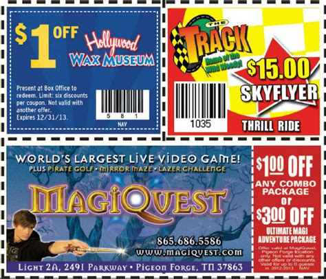 52392 Wax Museum Coupon Code by Wonderworks Coupon Code