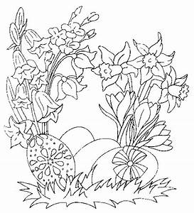 Jardin Dessin Couleur : la nature en coloriage jardin fleurs page 2 ~ Melissatoandfro.com Idées de Décoration