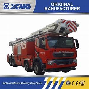 China Xcmg 62m Rc Telescopic Boom Fire Truck Jp62s2