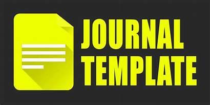 Template Journal Gambar Analitik