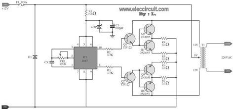 Inverter Circuit Diagram Images