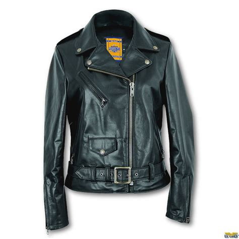 Women's Schott Cowhide Perfecto # 536 Motorcycle Jacket