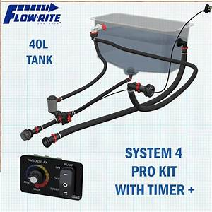 Marine Warehouse Flowrite Livewell 40l Assembly