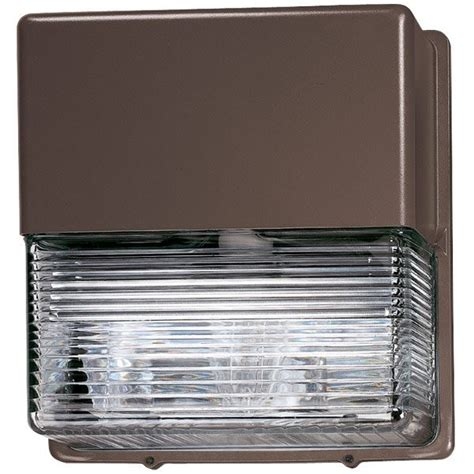 250 watt hps ruud premium glass refractor wall pack