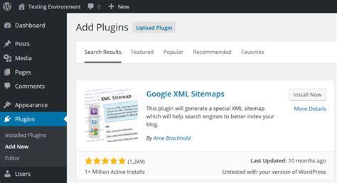 How Properly Install Configure The Google Xml