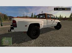 DODGE RAM WORK TRUCK V1 for FS 17 Farming simulator 2017