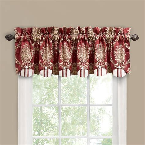 Kitchen Valance Curtain Ideas by Gorgeous Valances Window Treatments Ease Bedding With Style