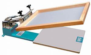 Tabletop Screen Printer - SOAR Life Products