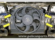 BMW E46 Cooling Fan Replacement BMW 325i 20012005