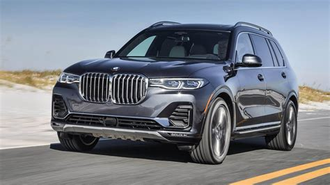 2019 bmw x7 review top gear