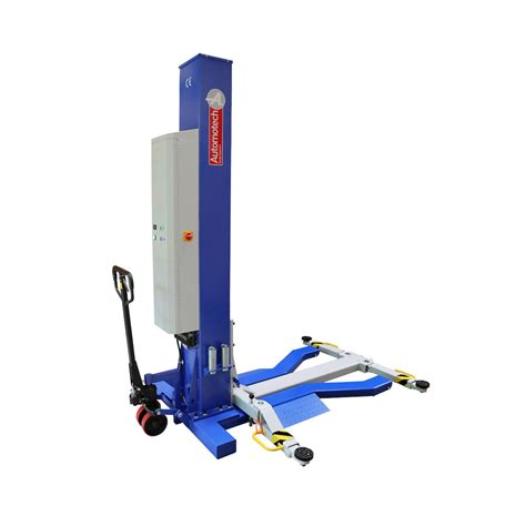 battery operated l post as 7251dc battery operated mobile single post vehicle lift