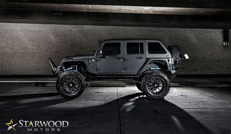 starwood motors jeep full metal jacket jeep wrangler full metal jacket by starwood motors muted